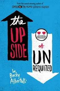 Review: The Upside of Unrequited by Becky Albertal...