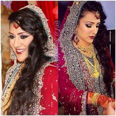 Beautiful bride for her wedding. Hair and makeup by moi.  #mac #macgirl #ilovemakeup  #iloveigmuas #ilovemaciggirls #makeup #makeupartist #artist #motd #lotd #potd #mua #makeupaddict #beatthatface #ibeatfaces #makeuphoneys #makeupgeek #igmakeup #instamakeup #makeupdolls  #beautyguru #makeupmobb #wedding #southasian #pakistani #pakistaniwedding #indianwedding #bollywood #pakistanibride #indianbride