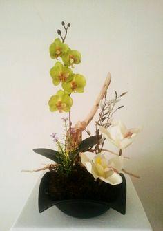 1000 images about arreglos florales on pinterest gold - Arreglos florales artificiales centros de mesa ...
