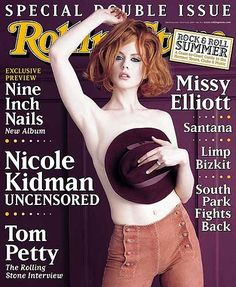 RS 816/817: Nicole Kidman Image - 1999 Rolling Stone Covers | Rolling Stone