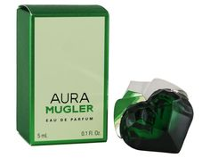 Mugler Aura Miniature For Women, oz EDP -Name Brand Perfume Sample-Vials Included- Thierry Mugler, Miniature Parfum, Parfum Chanel, Perfume Samples, Women Names, Orange Blossom, Miniatures, Cosmetics, This Or That Questions