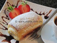 Panini al latte – Röllchen gefüllt mit Schokolade « kochen & backen leicht gemacht mit Schritt für Schritt Bilder von & mit Slava