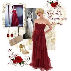 Designer Clothes, Shoes & Bags for Women Old Hollywood Style, Old Hollywood Glamour, Diy Projects Vintage, Mode Vintage, Party Looks, Wedding Dress Styles, Summer Dresses For Women, Swing Dress, Strapless Dress Formal