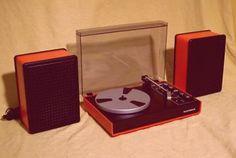 70er Stereo-Heimanlagen