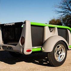 Honda compatible GO pop up camper and trailer