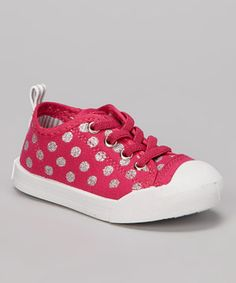 Take a look at this Pink Jilt Sneaker on zulily today!