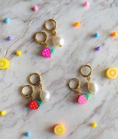 Handmade Wire Jewelry, Diy Crafts Jewelry, Cute Jewelry, Boho Jewelry, Jewelery, Woven Bracelets, Beaded Choker Necklace, Gold Drop Earrings, Summer Jewelry