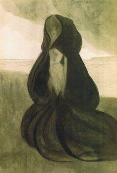 Léon Spilliaert: Maeterlinck. Théatre
