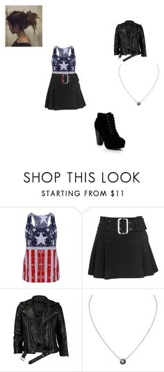 """American Idiot (Green Day)"" by mercy-xix ❤ liked on Polyvore featuring VIPARO, Cartier and Beston"