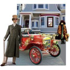 Victorian/Vintage Transportation