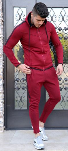 Trening `AIR` - GRENA (Visiniu) - haine barbati Athletic, Zip, Jackets, Collection, Fashion, Moda, Athlete, Fashion Styles, Deporte