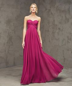 Fionda, Long cocktail dress, sweetheart neckline