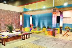 | Móveis Total - Confira alguns ambientes do Polo Design Show 2012 |
