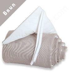 babybay 1606 Nestchen maxi, braun/weiß: Amazon.de: Baby
