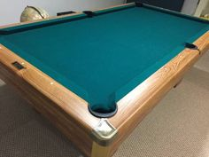 Kasson Pool Table Used Pool Tables For Sale Prices Vary By - Brunswick bristol ii pool table