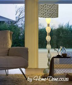 Stunning Table Lamp from plastic bottles   Recyclart