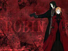 Witch Hunter Robin I Love Anime, Me Me Me Anime, Robin, Death Note Fanart, Japanese Anime Series, Manga Anime, Pop Culture, Witch, Sci Fi