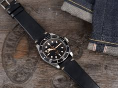 Tudor Heritage Black Bay Black 7922ON - Bulang & Sons