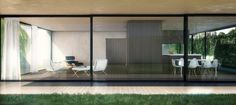 House KBB by WHIST architekten   MORFO visualisierungen Architecture, Room, House, Furniture, Home Decor, Architecture Visualization, Projects, Arquitetura, Bedroom