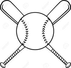 Bat Coloring Pages, Sports Coloring Pages, Baseball Coloring Pages, Baseball Quilt, Baseball Field, Baseball Cap, Baseball Drawings, Baseball Birthday Party, Appliques
