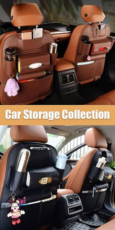 🛒 shop now 😍 car storage bag multi-compartment car гараж, ав Kids Gadgets, Car Gadgets, Truck Accessories, Travel Accessories, Ford Ranger, Garniture Automobile, Carros Toyota, Pt Cruiser, Car Storage