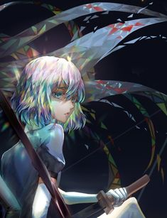Land of the Lustrous - Diamond by EndlessRz Manga Anime, All Anime, Character Inspiration, Character Art, Character Design, Anime Art Girl, Manga Girl, Dreamland, Fantasy Girl
