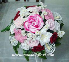 fiori ad uncinetto - Cerca con Google