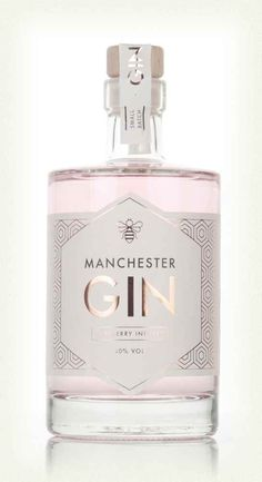 Manchester Gin Raspberry Infused Master of Malt Beverage Packaging, Bottle Packaging, Coffee Packaging, Food Packaging, Alcohol Bottles, Liquor Bottles, Vodka, Tequila, Cocktails To Try