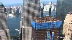 One World Trade Center Construction Time-Lapse, 2004-2013