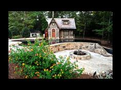 Custom Pools, Outdoor Living, Pool Builders, Mansions, The Originals, House Styles, World, Atlanta, Promotion