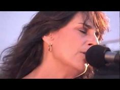 Karla Bonoff - The Water is Wide (Live) Priceless video, still available. Karla Bonoff, The Water Is Wide, Lake Oswego, July 11, Guitars, Live, Concert, Videos, Music