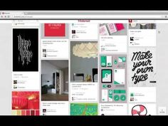 Tutorial de Pinterest - YouTube
