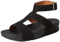 FitFlop Womens's Arena Gladiator Sandal,Black,8 M US FitFlop http://smile.amazon.com/dp/B007EEHAKI/ref=cm_sw_r_pi_dp_6XTuvb0FYM731