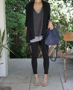 layers and clare vivier messenger in navy