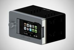 Dash car stereo for Apple iPhone