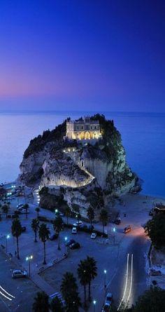 Santa Maria Dell'Isola, Calabria, Italy #travel