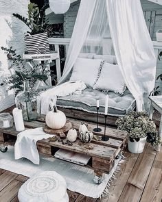 ▷ 1001 + great tips and ideas for your cocooning balcony decor, # tips . - ▷ 1001 + great tips and ideas for your cocooning balcony decor, # tips - Balkon Design, Apartment Balconies, Outdoor Spaces, Outdoor Decor, Backyard Patio, Pergola Patio, Pergola Ideas, Bedroom Decor, House Design