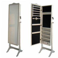 зеркало-шкаф для украшений
