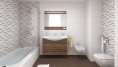 Awesome Classical Bathroom Designs for your dream home - PaperToStone Ceramic Tile Bathrooms, Bathroom Tile Designs, Bathroom Pictures, Best Bathroom Flooring, Bathroom Floor Tiles, Bathroom Interior, Modern Bathroom, Shower Installation, Floor Design
