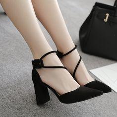 2017 Sexy Women Pumps Open Toe Heels Sandals Woman Sandals Thick with Women Shoes Women High heels sandalias de salto alto Pump