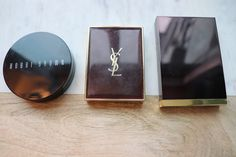 2017 Favorite bronzers: Bobbi Brown, YSL and Tom Ford