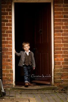 Boy in doorway by Christina Michelle Photography Child outdoor photography www.christinamichelle.co.uk www.facebook.com/CMphotographyUK @CMphotographyUK