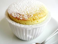 DIY Recipe: The Vanilla Soufflé