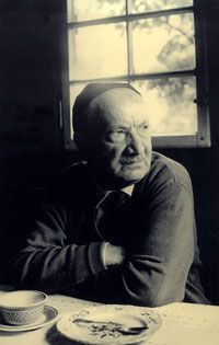 "Martin Heidegger - He is the most interesting philosopher of the 20th Century; perhaps the last 5 centuries. He said what it was impossible to have said, and failed to live by it...it overwhelmed him to a kind of 'destruction'; as the poet Paul Celan expressed it. Heidegger was concerned with the demand and capacity for ""authenticity"" in the embrace of Existence as a moral question. He sounded a warning on the rise of technology and ""equipmentality"" which we have yet to heed."