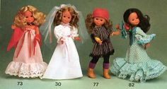 Las Nancys de Mery: 1981