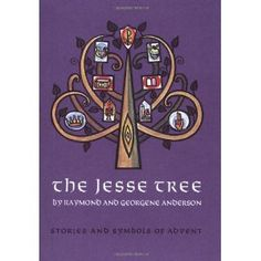 The Jesse Tree: Stories and Symbols of Advent: Study Jesus' family tree by decorating a Jesse Tree. Christmas Love, Christmas And New Year, Christmas Ideas, Holiday Ideas, Advent Symbols, Jesus Family Tree, Advent Images, Tree Story, Liturgical Seasons