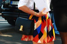 love this outfit. want that skirt.