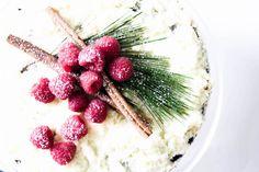 chocolate raspberry cake with mascarpone frosting