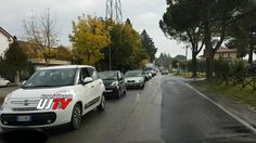Incidente a Collestrada, traffico spaventoso, Umbria divisa in due In sostanza, per i poveri automobilisti, un vero e proprio inferno