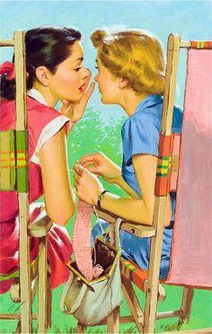 """""""Some secrets are too delicious not to share."""" certi segreti sono cosi deliziosi per non condividerle tra amiche"""